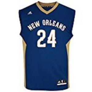 NBA ADIDAS NEW ORLEANS PELICANS MEN'S XL JERSEY